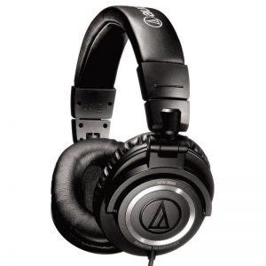 Audio-Technica ATH M50x fülpárna